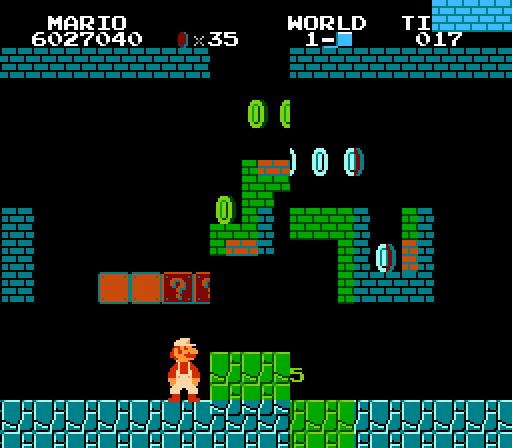 More Mario glitches